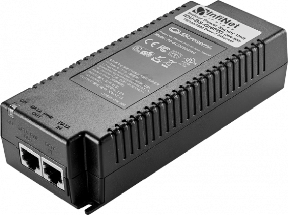 Инжектор AC/DC с грозозащитой IDU-BS-G(60W) (внутреннее исполнение)
